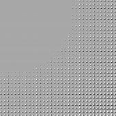 stock photo of triangular pyramids  - Abstract background with gray triangular shape gradient - JPG
