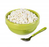 picture of curd  - Cottage cheese - JPG