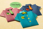 picture of daddy  - The idea of design for Father - JPG