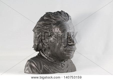 3D printed Albert