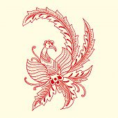 Blossom, Floral, Branch, Flora, Leaf, Graceful, Seamless, Botany, Summer, Repetition, Wild, Botanica poster