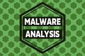 Handwriting Text Malware Analysis. Concept Meaning Performs Deep Analysis Of Evasive And Unknown Thr poster