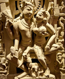 stock photo of kamasutra  - North - JPG