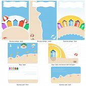 Beach Template Design
