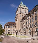 stock photo of zurich  - Zurich Switzerland  - JPG