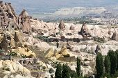 picture of goreme  - Love valley in Goreme national park - JPG