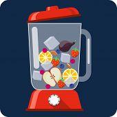 image of blender  - Kitchen Blender  - JPG