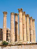 picture of artemis  - Temple of Artemis in ruins - JPG