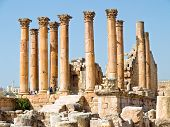 picture of artemis  - Temple of Artemis in ruins - JPG
