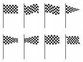 Checkered Flags Collection