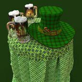 pic of leprechaun hat  - St - JPG