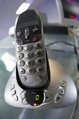 bt cordless phone and intercom system