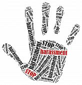 picture of stop bully  - Stop harassment - JPG