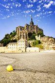 picture of michel  - Mont saint Michel  - JPG