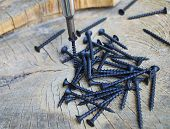 stock photo of carpentry  - bolt - JPG