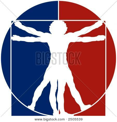 Vitruvian Basketball