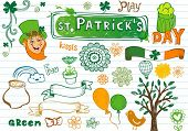 picture of saint patricks day  - Doodles for st - JPG