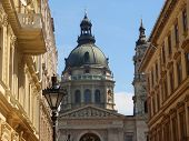 Постер, плакат: базилик в Будапеште Венгрия