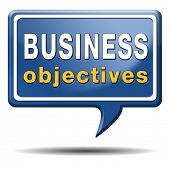 business objectives firm statement on vision, mission, values and strategies and strategy planning o