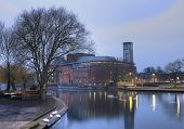 pic of avon  - Royal Shakespeare Company Theatre - JPG