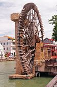 picture of malacca  - The old port - JPG