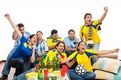 image of enthusiastic  - World Cup - JPG