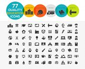 pic of online education  - High Quality Education Icons including - JPG