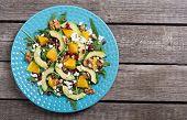 Fruit Avocado Salad poster
