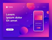 Vector Illustration Of Web Page Design For Website And Mobile Website Development. poster