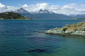 image of tierra  - Landscape in the Tierra del Fuego National Park near Ushuaia - JPG
