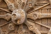 image of surya  - Chariot Wheel - JPG