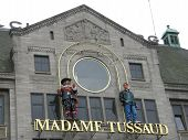 Madame Tussauds Wax Museum In Amsterdam