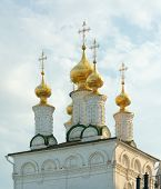 picture of epiphany  - Church of the Epiphany in Ryazan kremlin - JPG