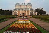 pic of public housing  - Jardim Botanico Public Botanical Garden Curitiba  - JPG