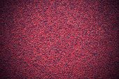 Coarse-grained Red Abrasive Material