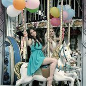 pic of merry-go-round  - Merry - JPG