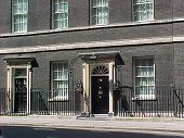 pic of prime-minister  - the prime minister for england lives here    - JPG