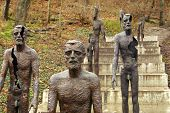 pic of tyranny  - Victims of Communism Memorial Monument in Prague - JPG