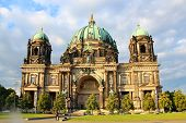 image of dom  - Berlin Cathedral  - JPG