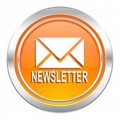 foto of newsletter  - newsletter icon  - JPG