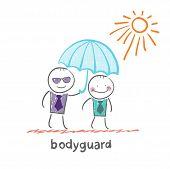 pic of bodyguard  - Bodyguard - JPG