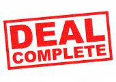 ������, ������: Deal Complete