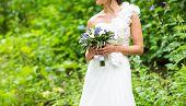 picture of bouquet  - wedding bouquet - JPG