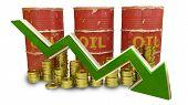 foto of fuel economy  - price of fuel decreases  - JPG