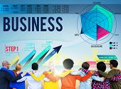 foto of enterprise  - Business Company Corporate Enterprise Organisation Concept - JPG