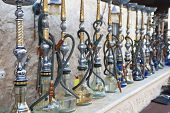 stock photo of shisha  - Arabic shisha - JPG
