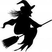 Постер, плакат: Хэллоуин ведьмы