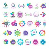 Biggest Collection Of Vector Icons Wi Fi