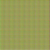Vector Pixel Multicolored Abstract Pattern