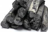 pic of charcoal  - kishu binchotan - JPG